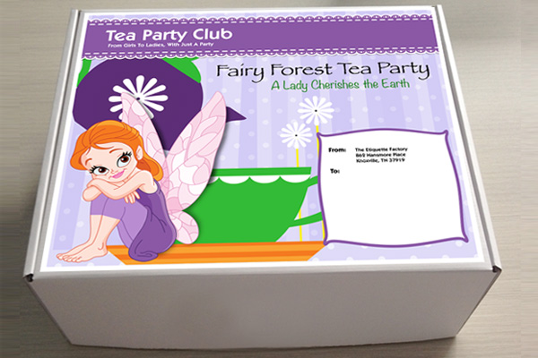 Fairy Forest Tea Party